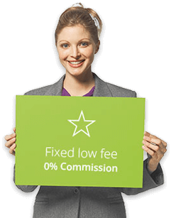 Fixed Low Fee Estate Agents